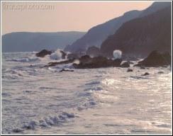 Advancing Waves