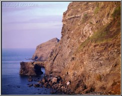 Cliff Archway