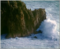 Lands End Wavecrash 2