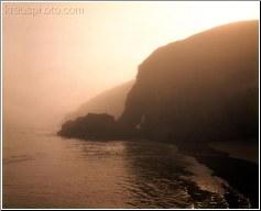 Cliff Fog